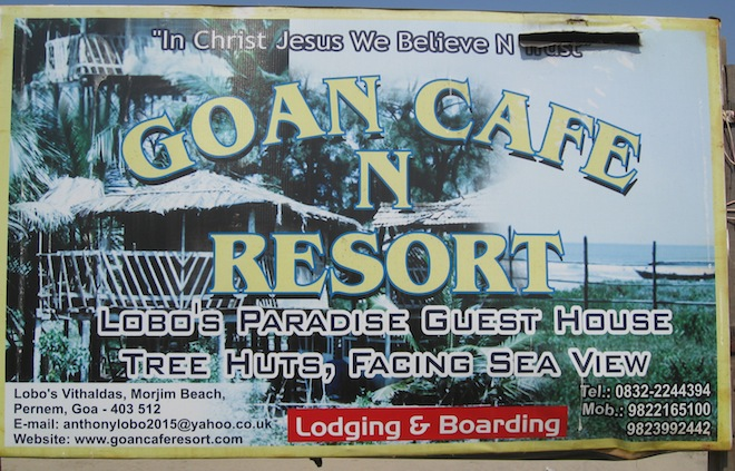 goan retreat