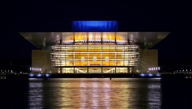 Red Bull Copenhagen Opera House