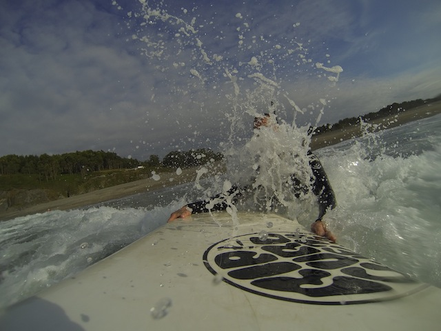 GoPro Hero 3 surf